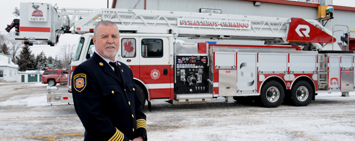 Strathroy-Caradoc Fire Chief
