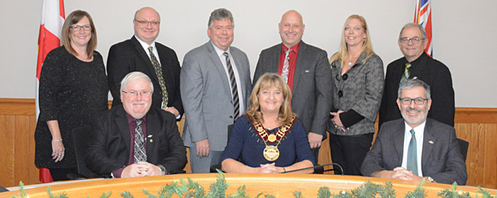 Strathroy-Caradoc Council 2018-2022