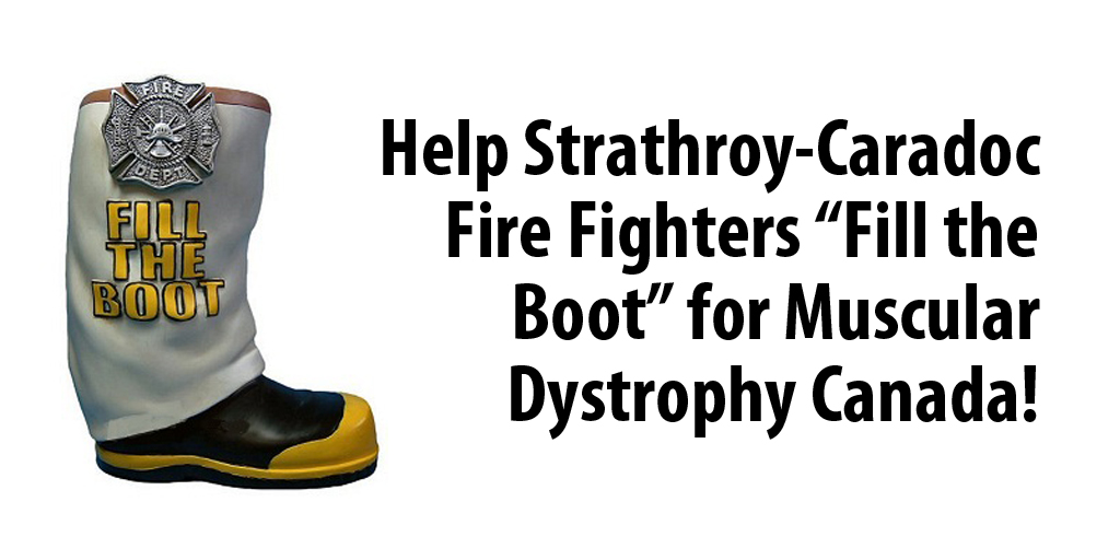 Help Strathroy-Caradoc Fire Fighters