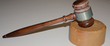 Mayor's Gavel