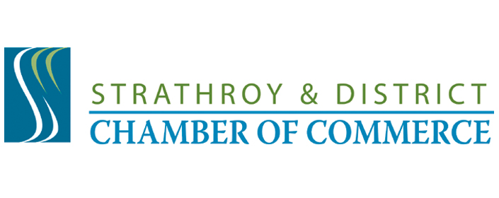 Strathroy and District Chamber of Commerce Logo